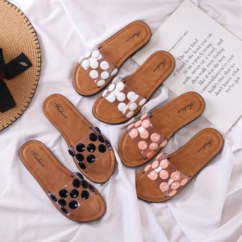 Bead Design Women's Casual Sandals o018