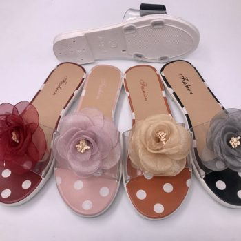 Lace Casual Sandals for Women J017