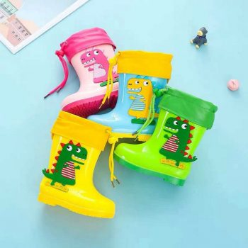 Cute Kids' Rain Shoes z003