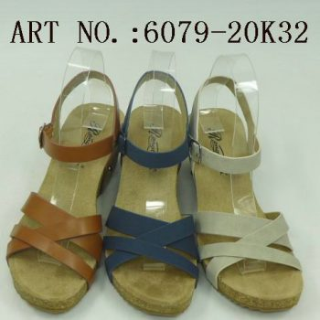 Comfortable wedge sandals for women m003