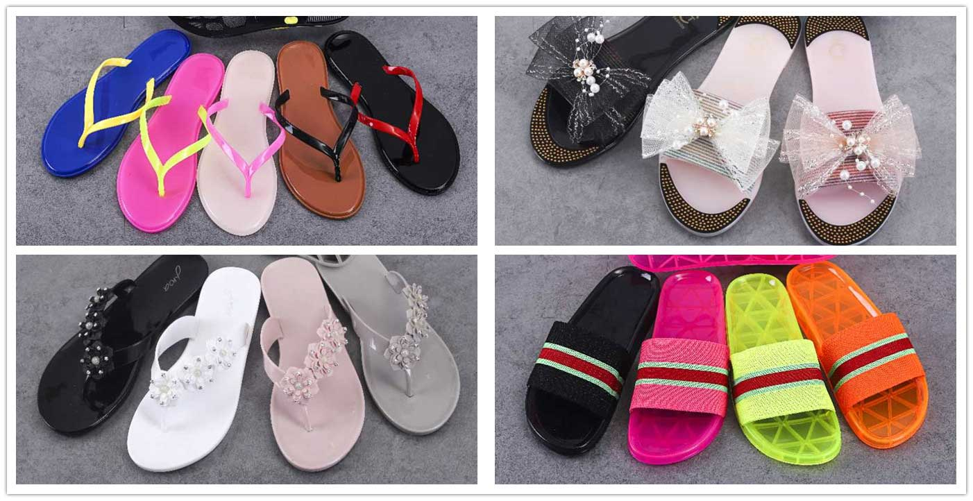 Jellies shoes factory