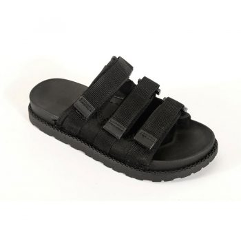 Black Men casual sandals n001