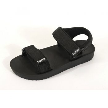 Black Casual Sandals for Men n003