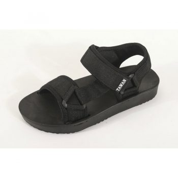 Black Men Casual Sandals n004
